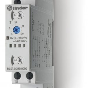 Finder 80 Series Modular Timers