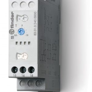 Finder 83 Series Modular Timers
