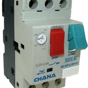 Chana CAV Range Manual Motor Starters