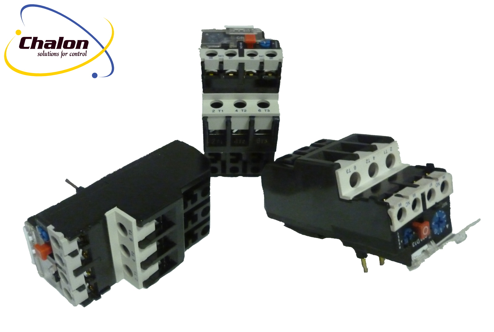 Chana CR2 Range Overload Units for CC1 Contactors