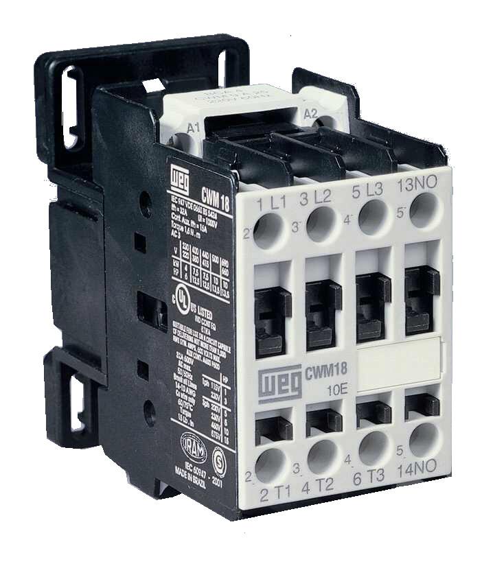 Weg CWM Contactors 9A - 250A