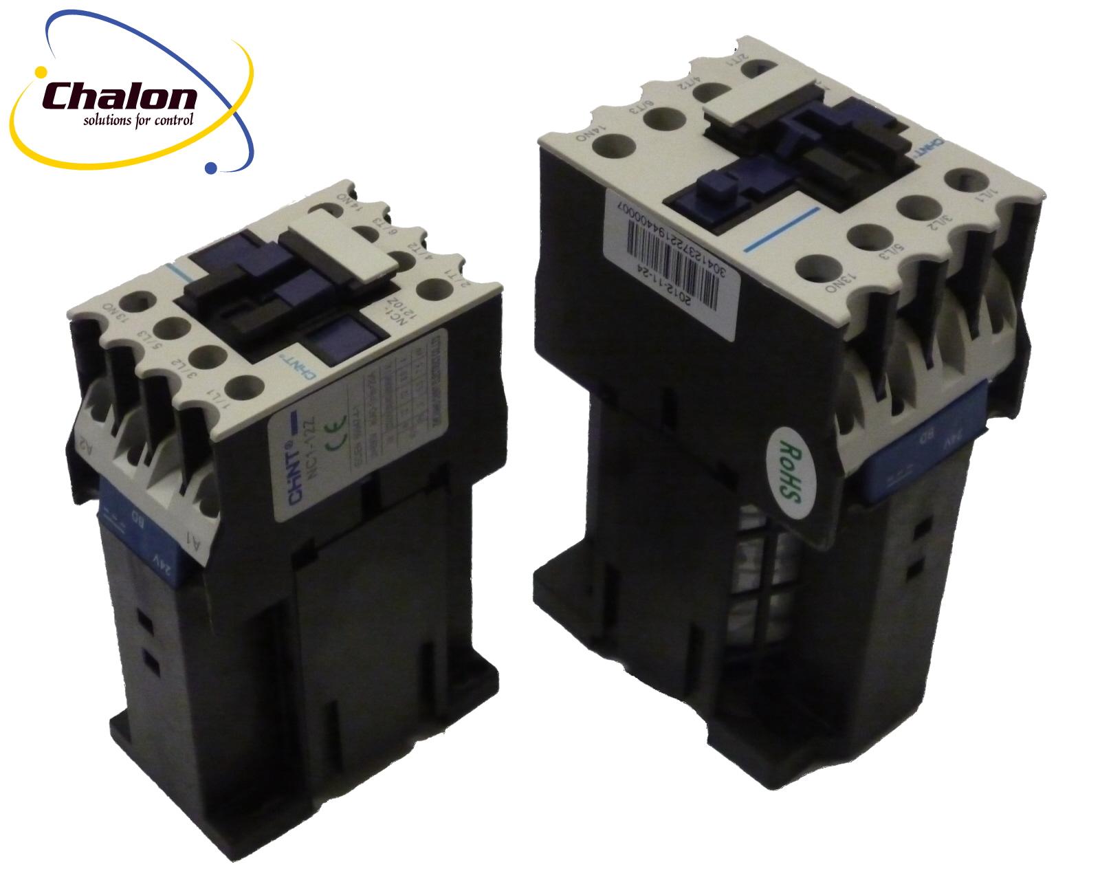 Chint NC1 24v DC Contactors