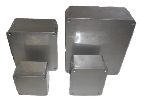 ELEG Aluminium Junction Boxes