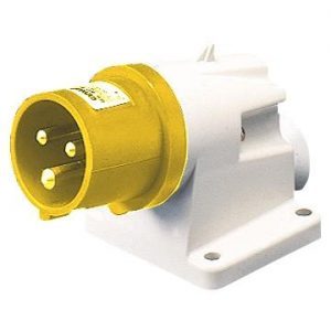 Gewiss Appliance Inlets - IP44 & IP67 Angled Surface Mounting