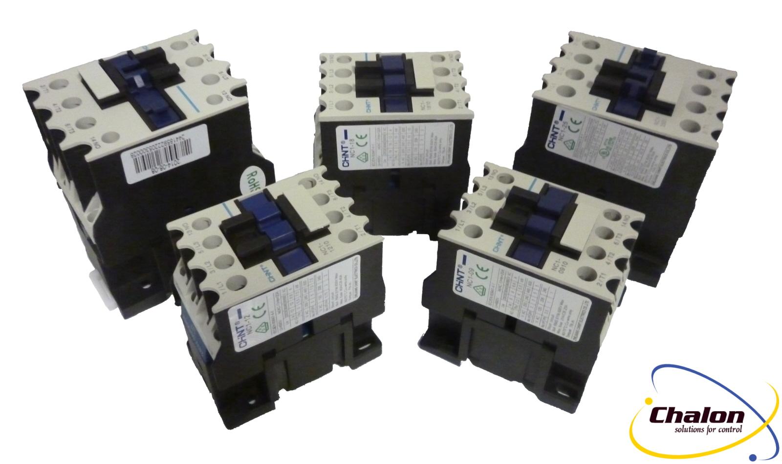 Chint NC1 Range Contactors 9A to 95A