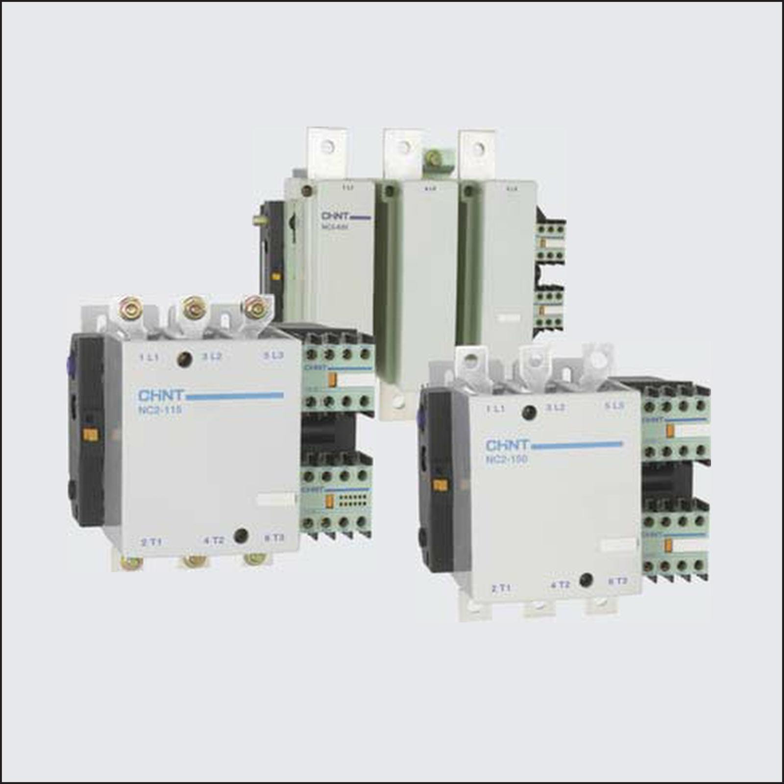 Chint NC2 Contactors 115A to 630A