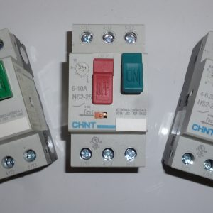 Chint NS8 Manual Motor Starters