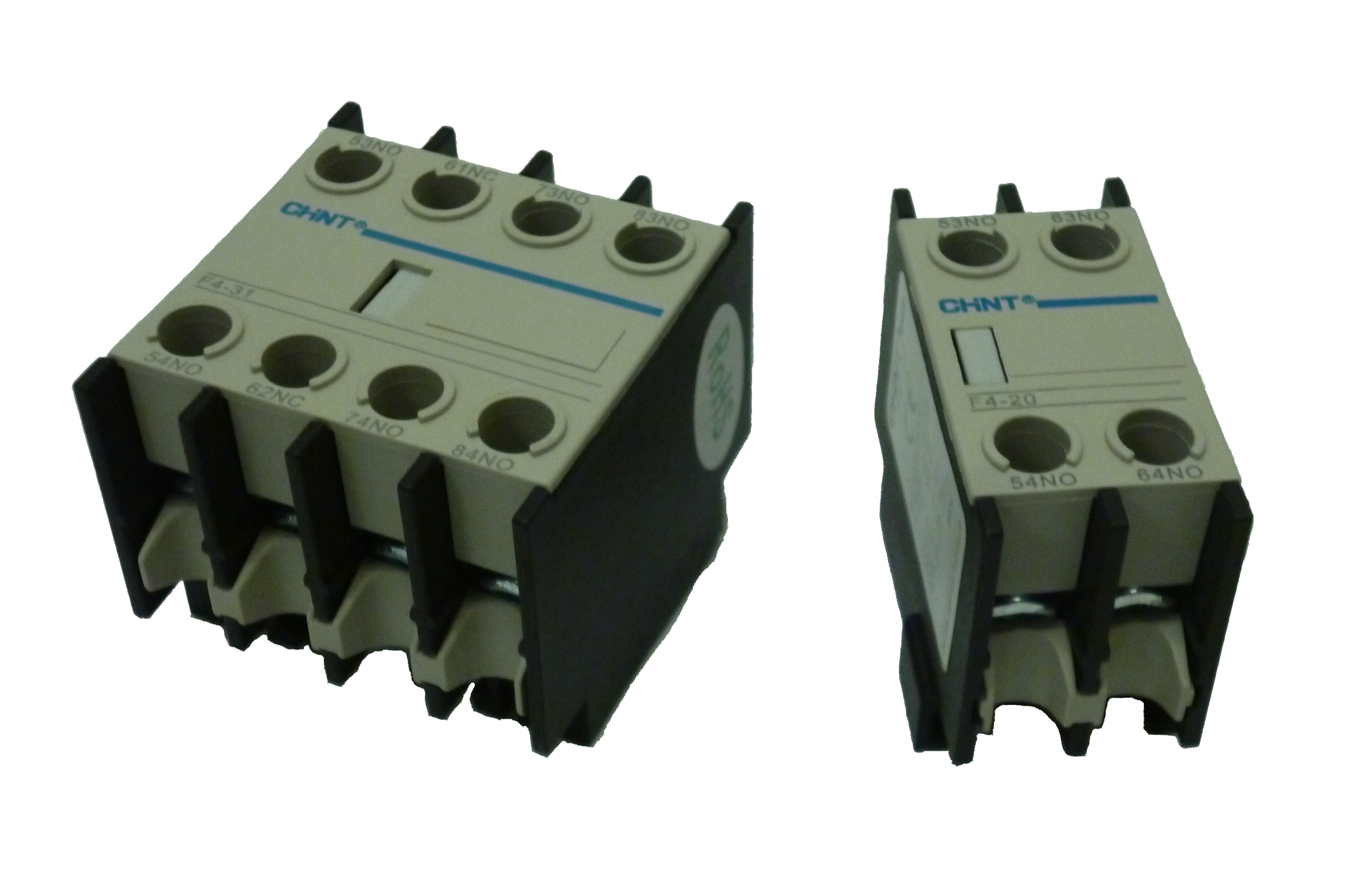 Accessories for Chint NC1 Contactors