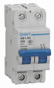 Double Pole MCBs 10kA-654