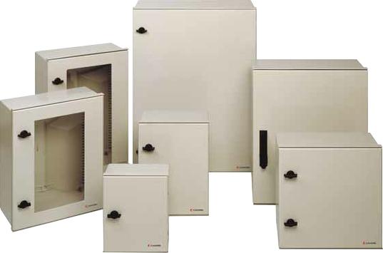 Cahors MIP-43PT Polycarbonate Transparent Door Enclosure 400mm x 300mm x 200mm-643