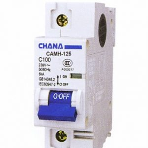 CAMH Single Pole High Current MCB-411