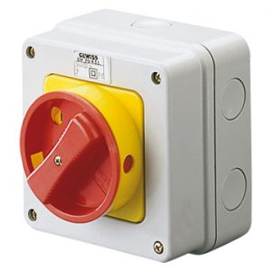 GW70437 Enclosed Isolator-569