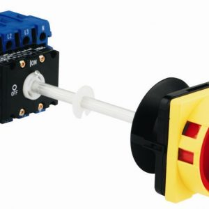 LW30-100 100A Door Interlocked Isolator-421