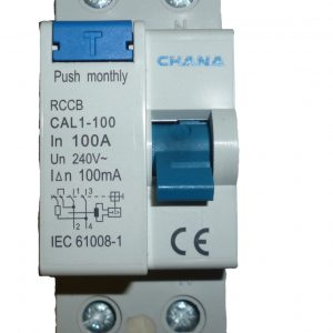 Chana 2 Pole RCD-410