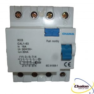 Chana 4 Pole RCD-407