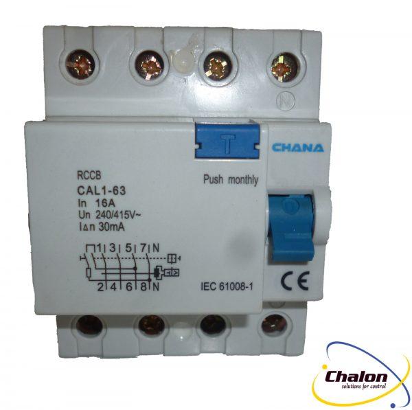 Chana 4 Pole RCD-407