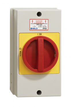 Chint SRS 3100 Enclosed Isolator-563