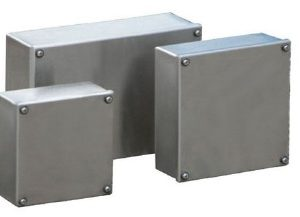 SSJB101006 Stainless Steel Terminal/Junction Box-590