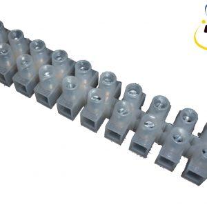 15A Connector - 12 Way Strip-253