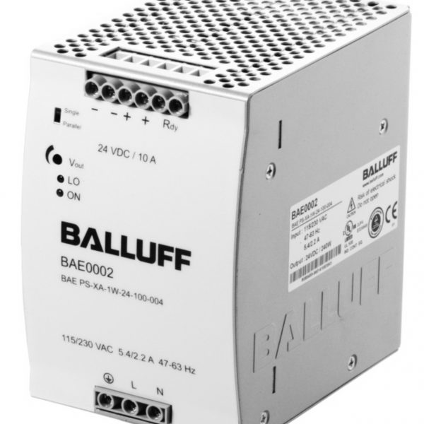 Image result for balluff bae power supply