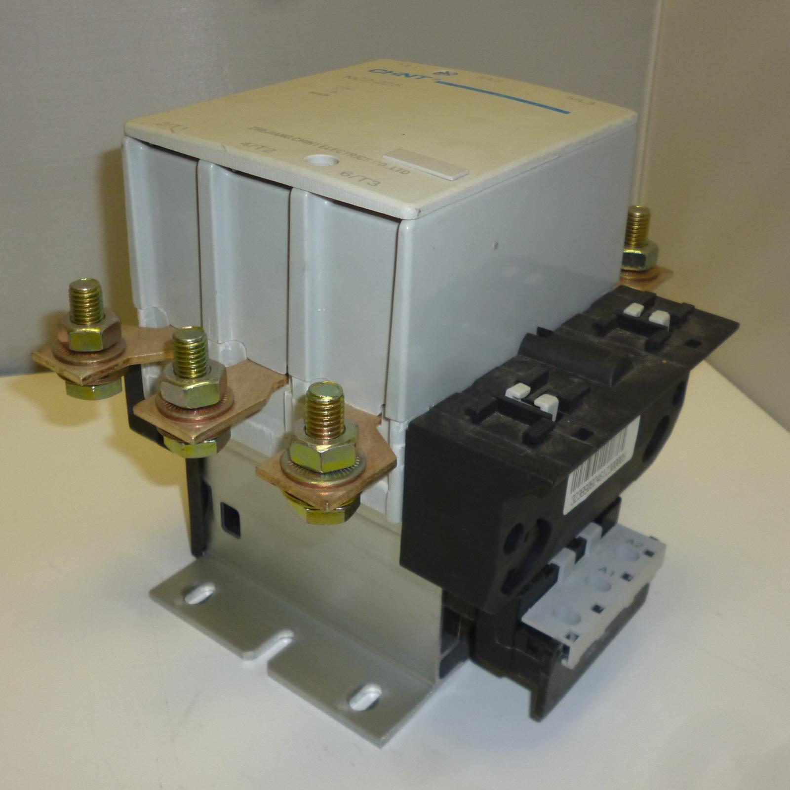Chana CC2 Contactors, Auxilaries and Interlocks