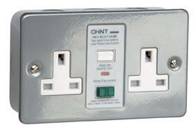 Chint RCD Sockets