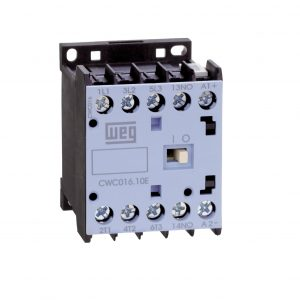 Weg Mini Contactors, Overloads and Accessories