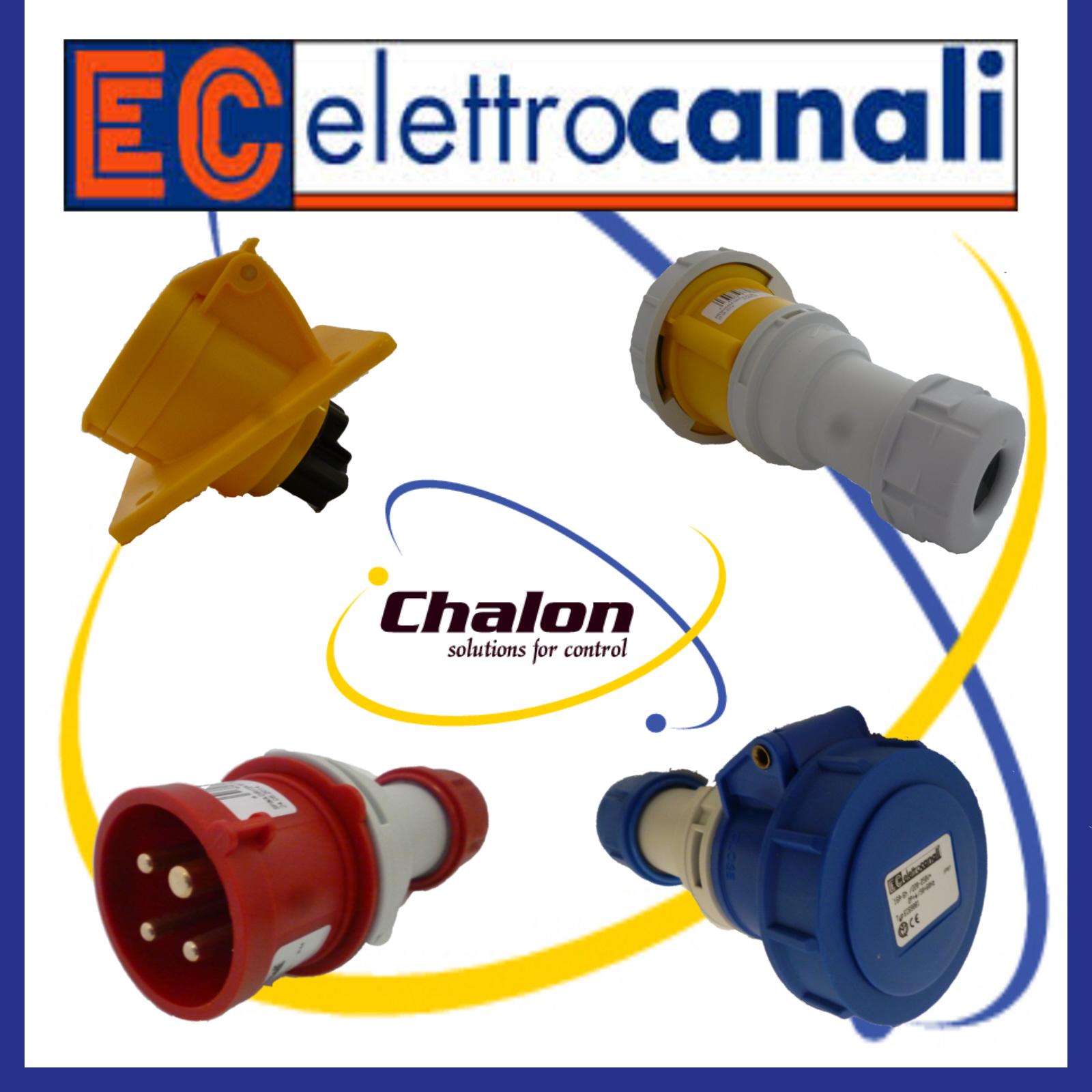 Elettro Canali Connectors