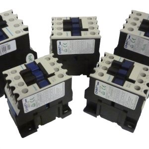 Chint NC1 Range Contactors, Overloads and Accessories