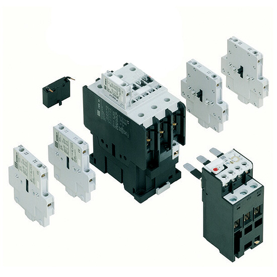 Weg CWM Contactors, RW Series Overloads and Accessories