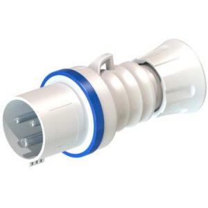 IP44 230V 2P+E Trailing Plug-1137