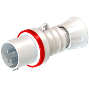 IP44 400V 3P+E Trailing Plug-1164