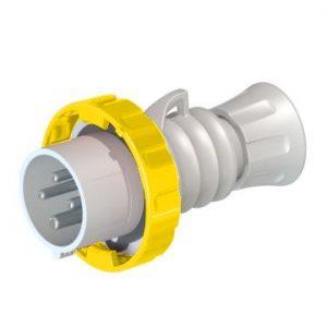 IP67 110V 2P+E Trailing Plug-1166