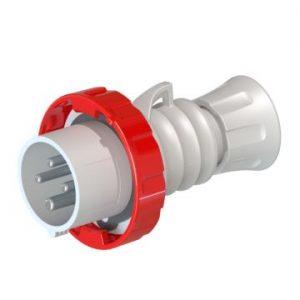 IP67 400V 3P+E Trailing Plug-1168