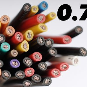 0.75mm Tri Rated Cable-1340