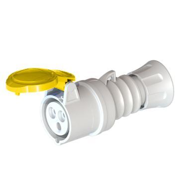 IP44 110V 2P+E Trailing Socket-1227
