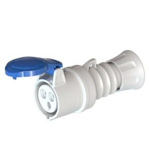 IP44 230V 2P+E Trailing Socket-1228