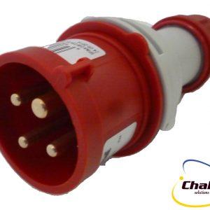 Elettro Canali IP44 400V 3P+E Trailing Plug-1241