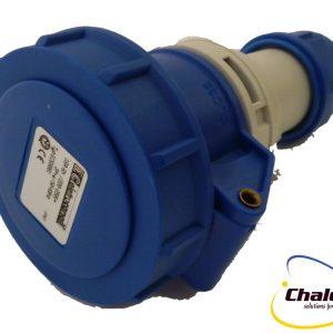 Elettro Canali IP67 230V 2P+E Trailing Socket-1275