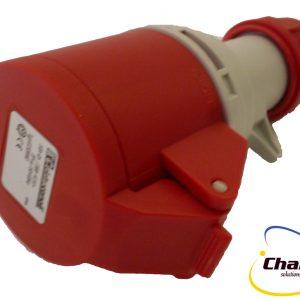 Elettro Canali IP44 400V 3P+E Trailing Socket-1265