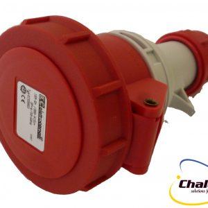 Elettro Canali IP67 400V 3P+E Trailing Socket-1277