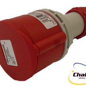 Elettro Canali IP44 400V 3P+N+E Trailing Socket-1268