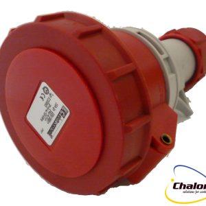 Elettro Canali IP67 400V 3P+N+E Trailing Socket-1280
