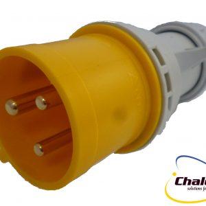 Elettro Canali IP44 110V 2P+E Trailing Plug-1237