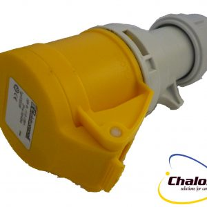 Elettro Canali IP44 110V 2P+E Trailing Socket-1259