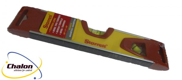 Starrett 225mm Spirit Level – KLTS9-N-1190