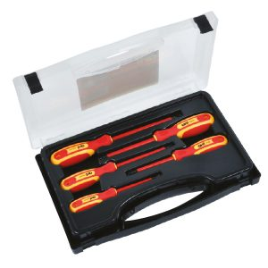 CK-AV05050 Avit Electricians Insulated 5 x Screwdriver Set-1379