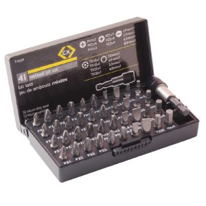 CK Screwdriver Bit Set T4509-1383