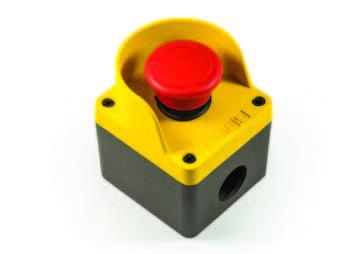 Emas Control Boxes