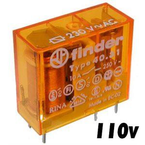 Finder 4031 Series Relay 110v-1482
